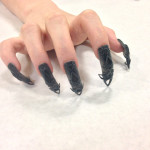3D Printed Artificial Fingernails