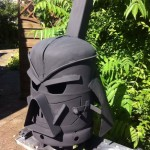 Sizzling Sith! It's a Vader Helmet Stove!