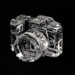Crystal Replica Camera