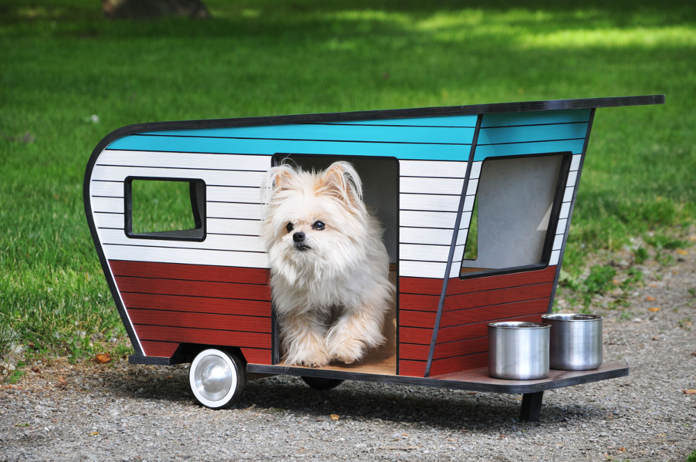 Pet Trailers by Judson Beaumont in beds furniture