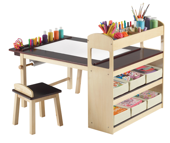 Creative Craft Table For Children Did Ya See